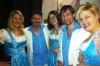 ...die 'Fingerl Flitzer' Regina, Kathrin und Steffi